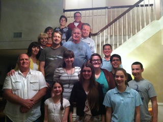 Grace Church of Orange  South Africa missions team, 2014