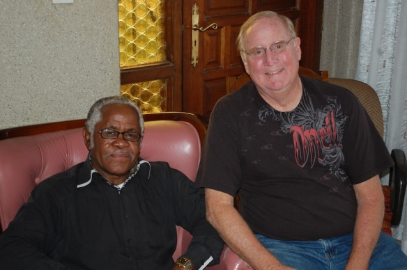 Steve meets Uncle George whom he encourage to begin attending church with his family on Sundays.