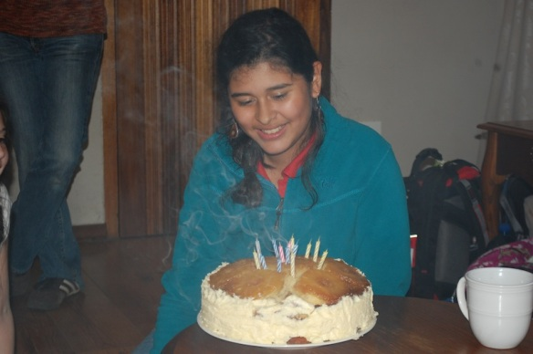 Our Julia Faith turns 14!