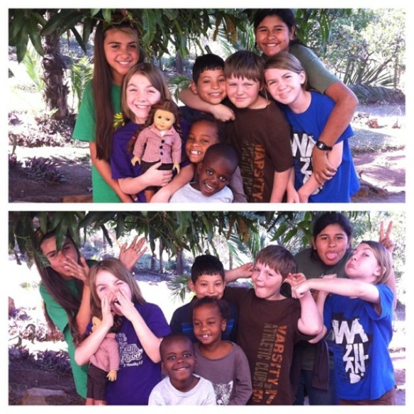 MK's (Missionary Kids) have all the Fun!